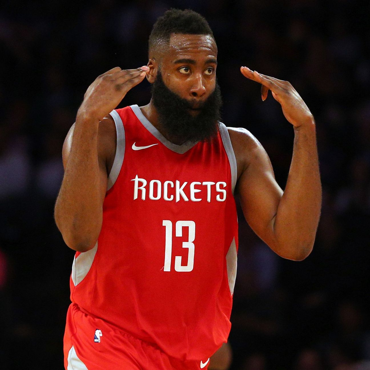 James Harden Yearly Stats: James Harden Of The Houston Rockets Scores 50 Points In