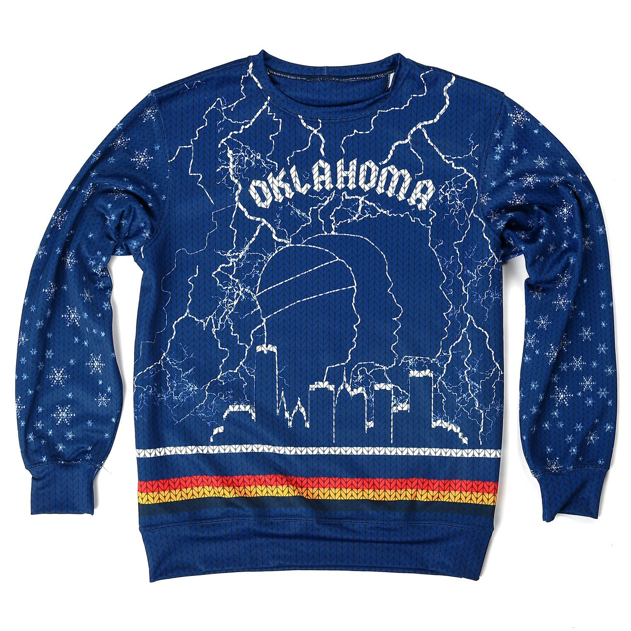 Thunders ugly sweater