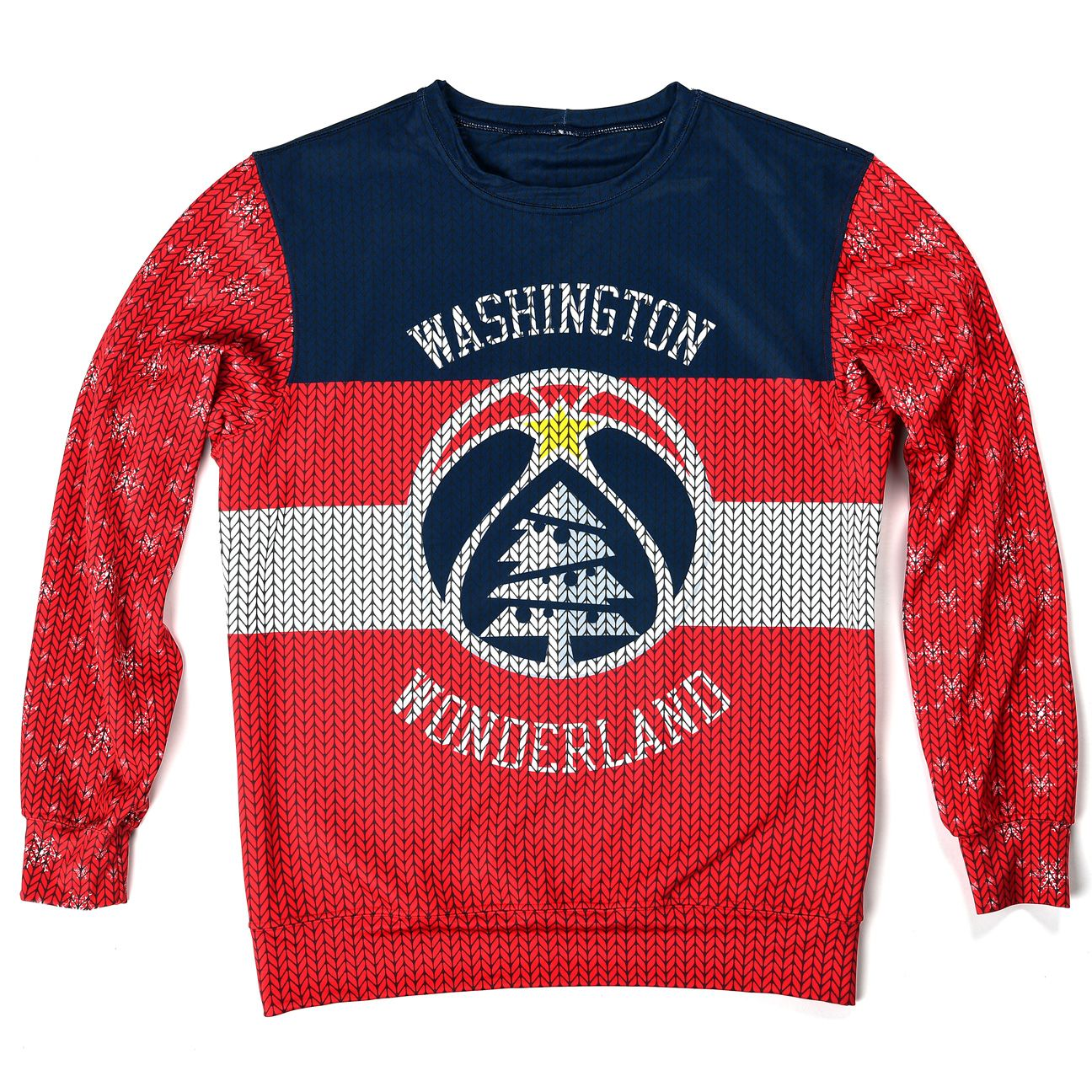 Wizards ugly sweater