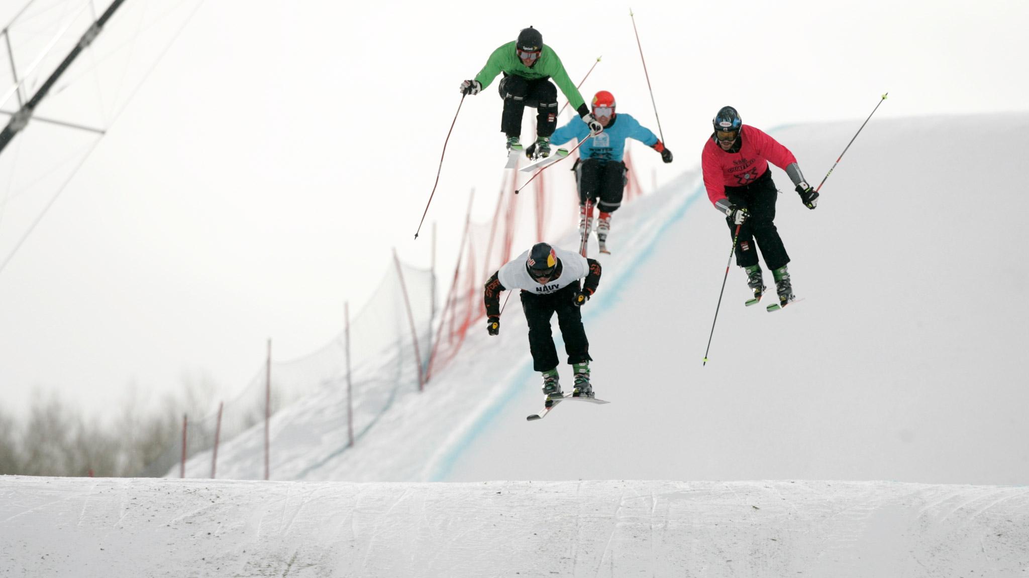Aleisha Cline Canadian cross skier, medalist at Winter X Games