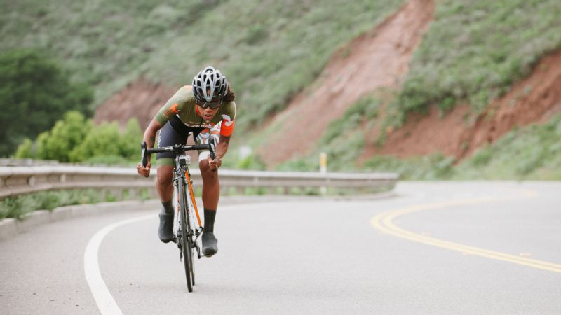 Ayesha McGowan first fell in love with cycling by commuting via bike to classes at the Berklee College of Music. From there she moved on to racing.