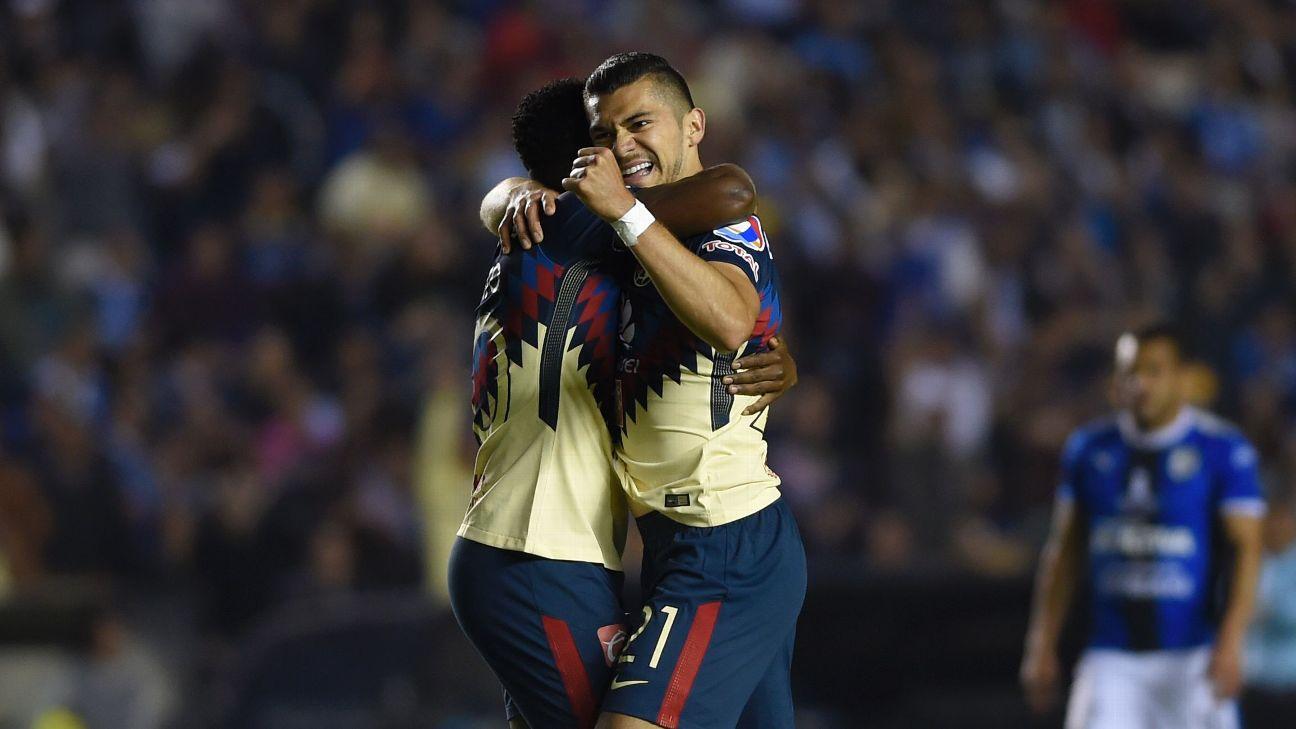 Henry Martin América celebra