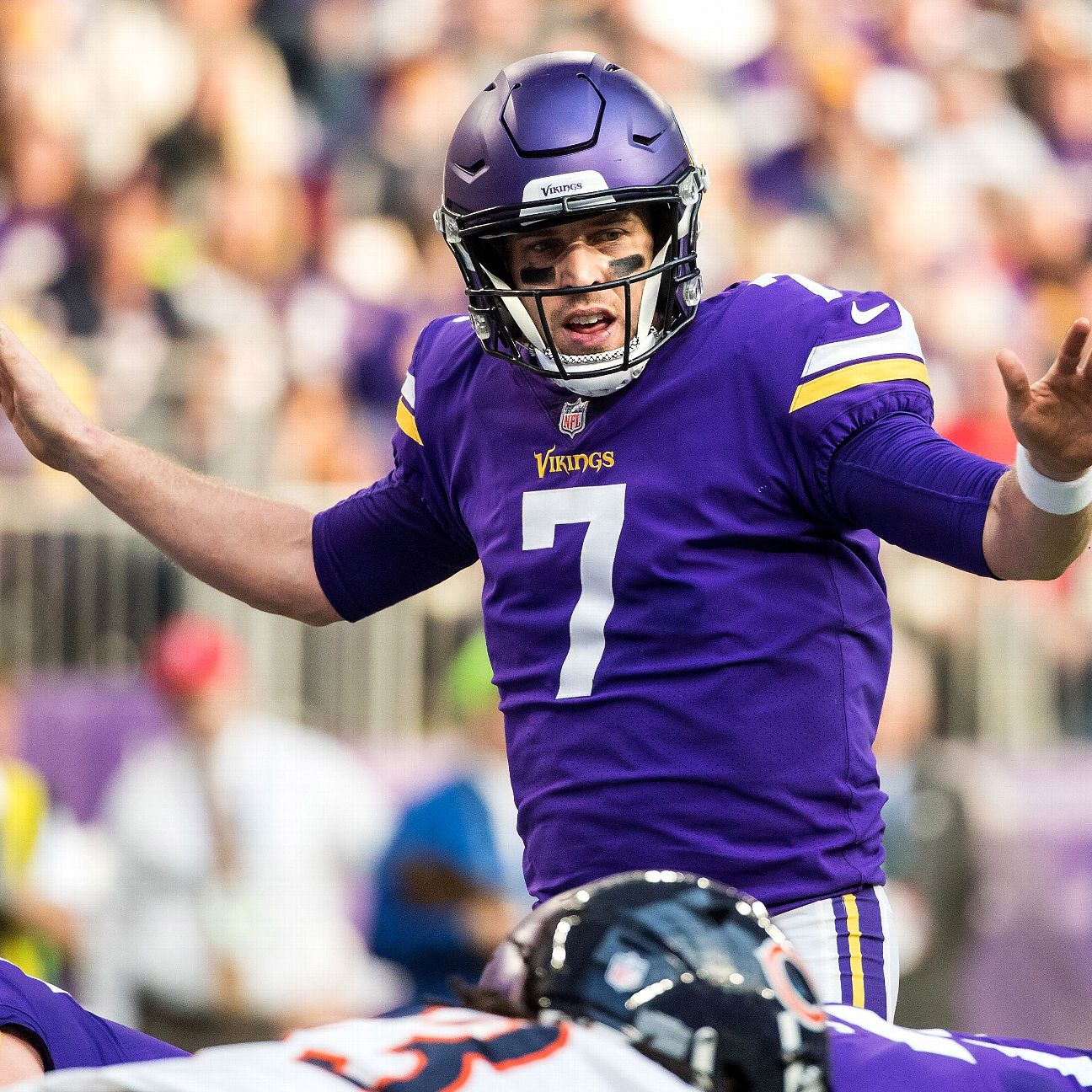 Case Keenum Is Denver's QB For Now, But Future Remains