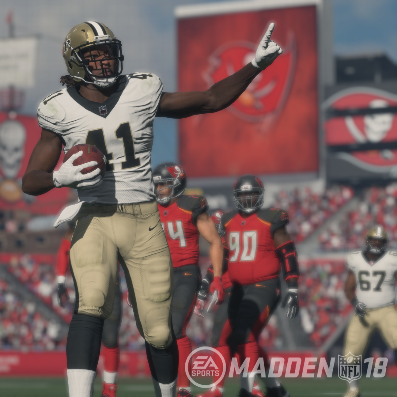 Top Rated Rookies In 'Madden NFL 18'