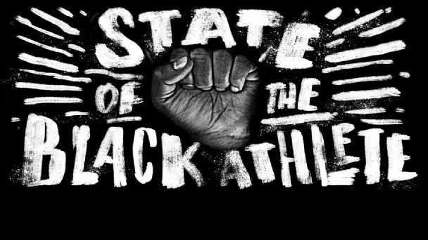 State of the Black Athlete Cover