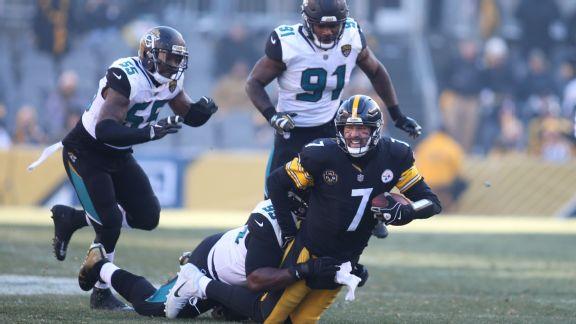 Jaguars defense sack