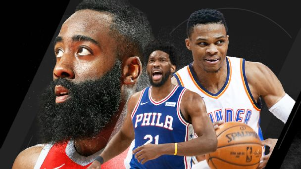 NBA Power Rankings: Is Houston becoming a problem for Golden State?