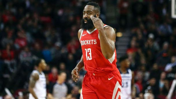 James Harden: 'We are for real as it can get'