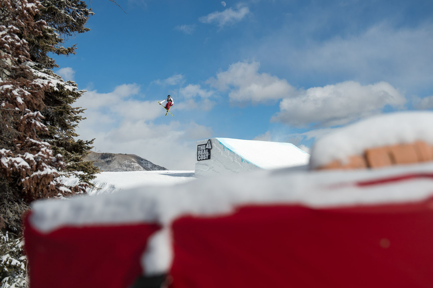 Noah Wallace, Ski Slopestyle Qualifier