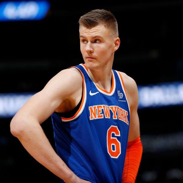 Mills Porzingis Knicks Have Repaired Relationship