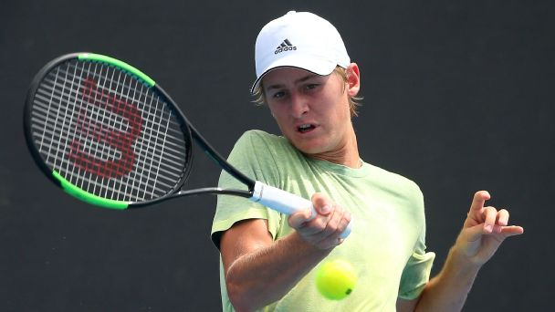 Despite starting tennis at a relatively late age, Sebastian Korda looks like he is ready for stardom.
