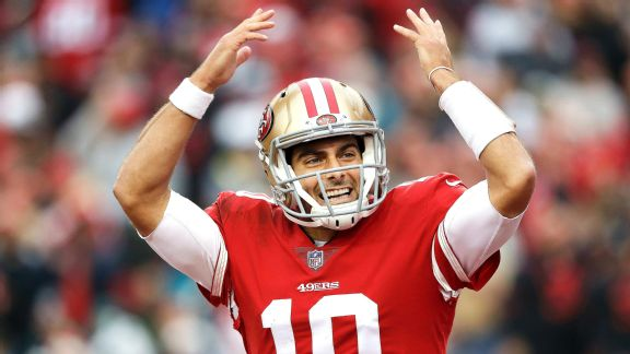 Image result for Jimmy G stats