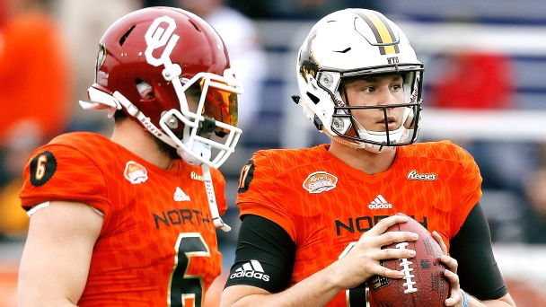 Kiper's 2018 Big Board and position rankings: Four QBs in top 10
