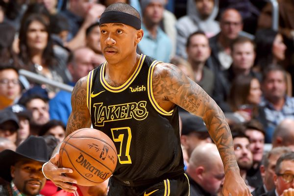 Chandler, Nuggets Fall To Lakers In LA