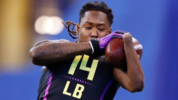 Shaquem Griffin, UCF Knights, NFL combine 2018,