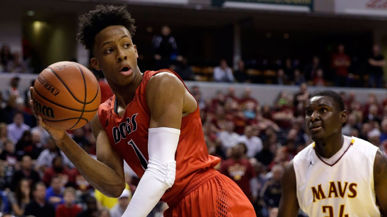 Espn the worldwide leader in sports espn scouts take espn 100 sg romeo langford commits to indiana fandeluxe Image collections