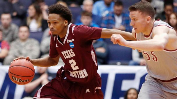 Follow live: Texas Southern, NC Central vie for spot in Round of 64