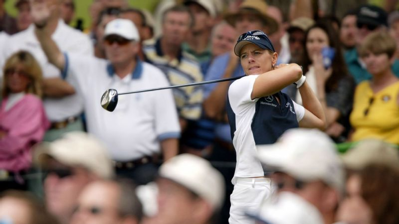In 2003, Annika Sorenstam teed up at Colonial -- becoming the first woman to play in a PGA Tour event in nearly six decades -- and shot a first-round 71.