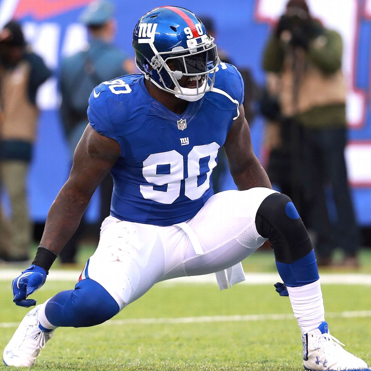 Jason Pierre-Paul Trade Sets Stage For More New York