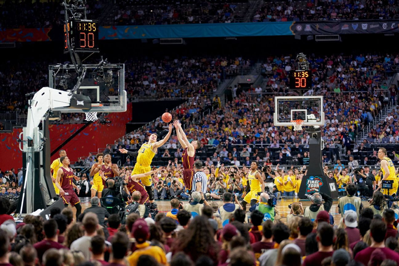 Scouting the Final Four: Does Loyola have a shot?