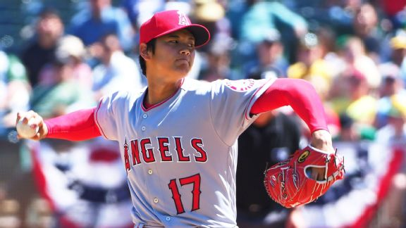 Ohtani Firsts: HR, Silent Treatment, Curtain Call