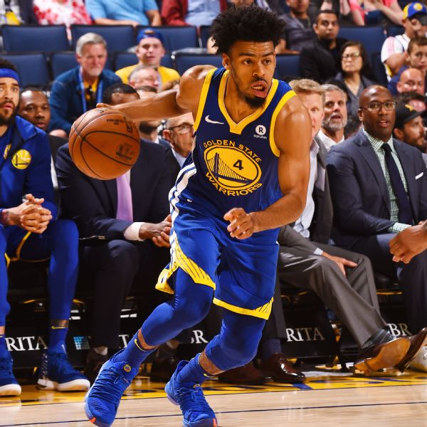 Houston Rockets Vs Golden State Warriors Lineup: Quinn Cook Stats, News, Videos, Highlights, Pictures, Bio