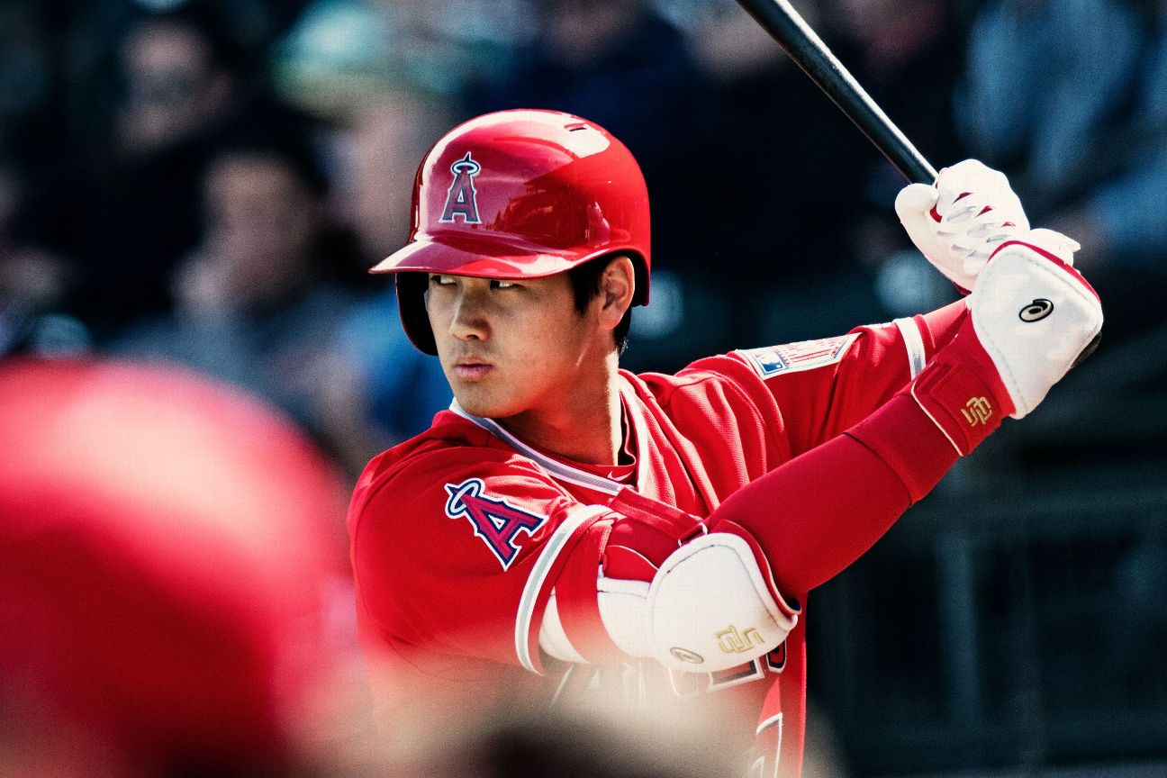 Inside the making of Shohei Ohtani
