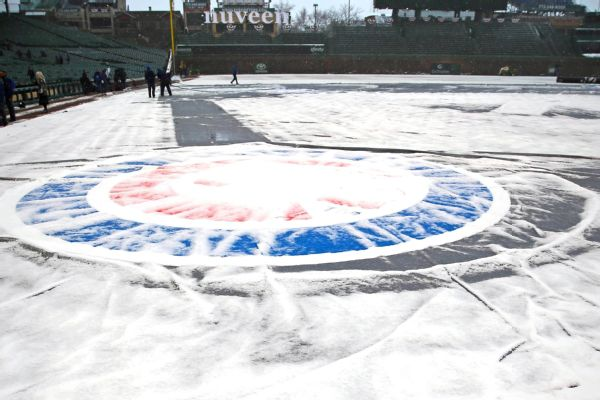 Chicago Cubs-St  Louis Cardinals called off for MLB's 25th