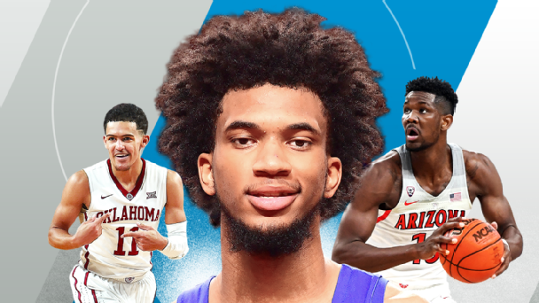 NBA lottery machine: Mock draft for every scenario