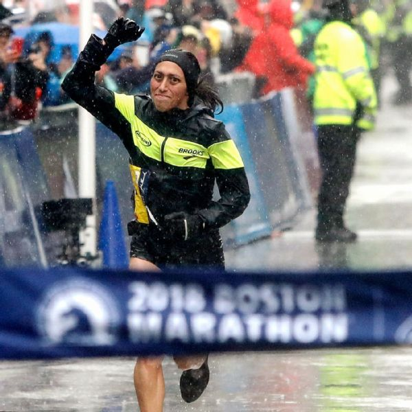 Des Linden's victory in April in Boston was a career high point, yet she's already thinking of her next move outside of running.