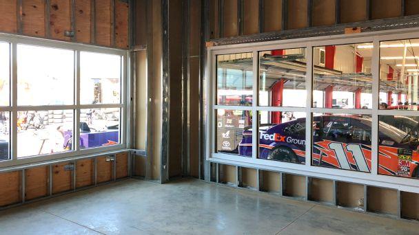 Richmond Raceway suite