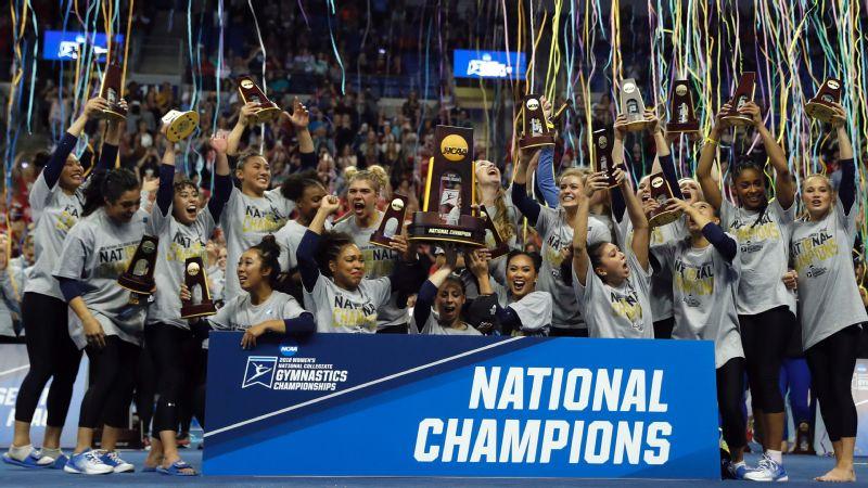 UCLA celebration