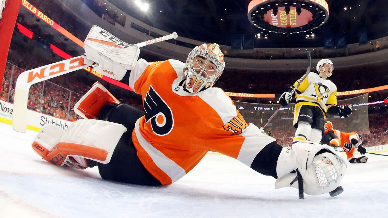 Flyers down Penguins on road to force Game 6