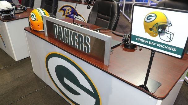 Packers' top two draft picks connected quickly