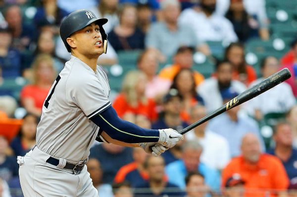 Aaron Boone Espn Stats >> Giancarlo Stanton Stats, News, Pictures, Bio, Videos - New York Yankees - ESPN