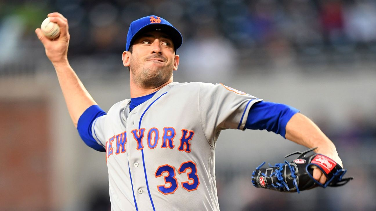 Reds land disgruntled Matt Harvey from Mets