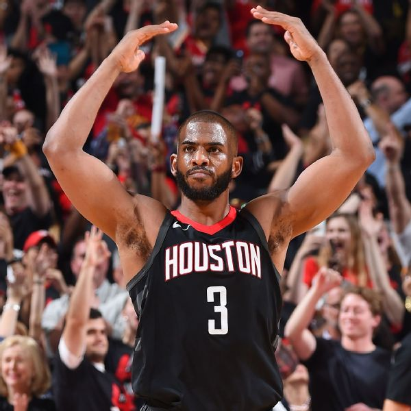 Houston Rockets Record 2018: Chris Paul Stats, News, Videos, Highlights, Pictures, Bio