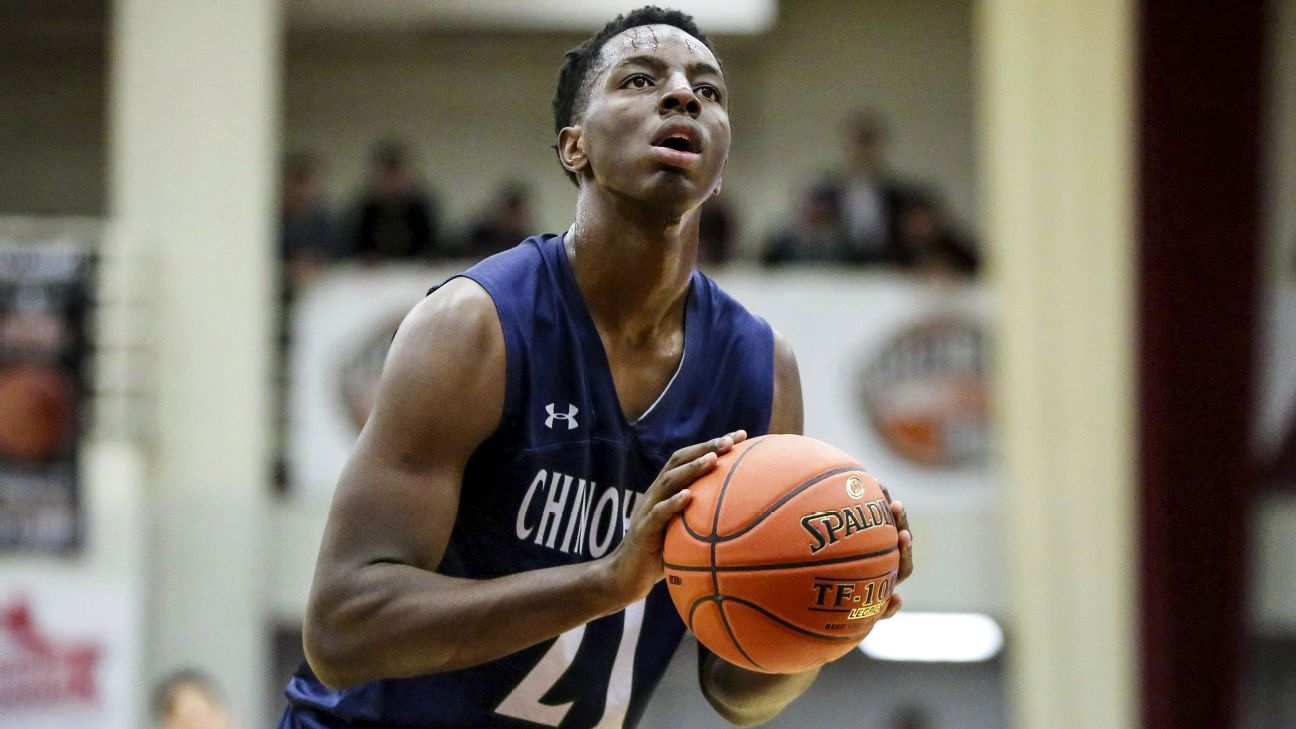 Five Star Junior Onyeka Okongwu Committed To USC On Monday Choosing The Trojans Over UCLA And Arizona State