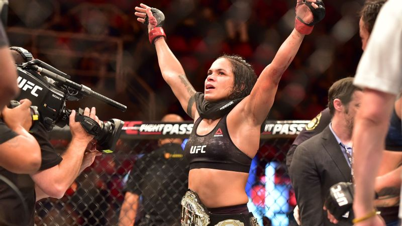 The time is right for Amanda Nunes to reach for the sky against another dominant champion.