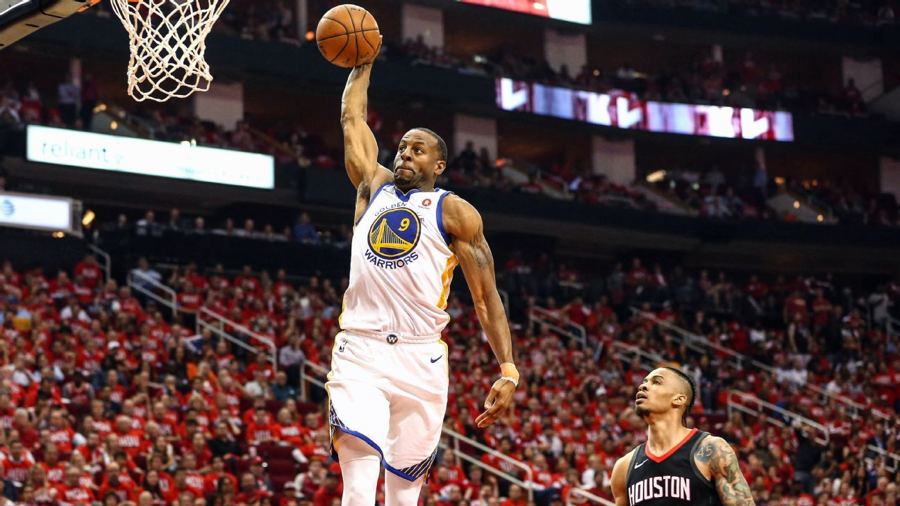 Gordon leads Rockets over Warriors 98-94 to take series lead