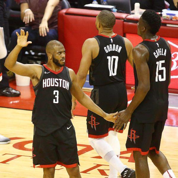 Houston Rockets 3rd Quarter Stats: Chris Paul Stats, News, Videos, Highlights, Pictures, Bio