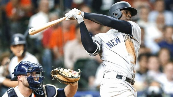 Sir Didi's disappearing act: Gregorius' slump stumps Yanks