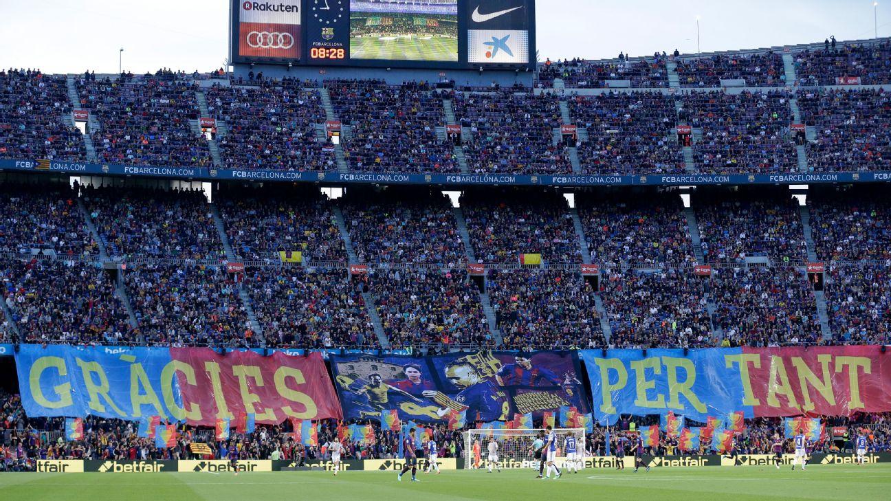 Nghẹn ngào lễ chia tay huyền thoại Iniesta
