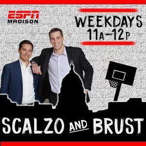 Scalzo and Brust Show - PodCenter - ESPN Radio