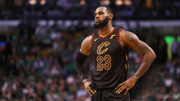 Lowe: What LeBron's departure would mean for the Cavs
