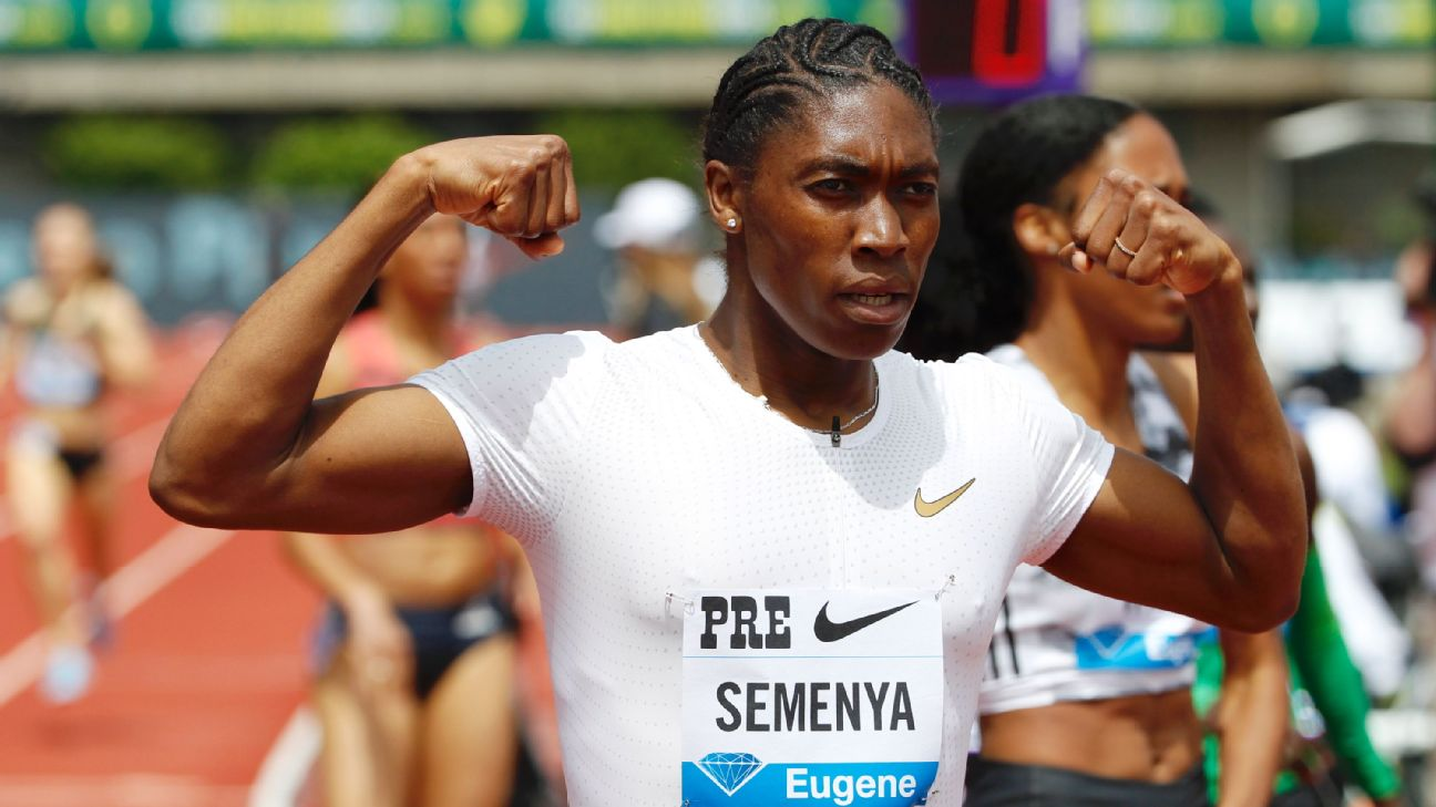 Caster Semenya, who has been in winning form in the IAAF Diamond League this year, is challenging the IAAF's controversial ruling.