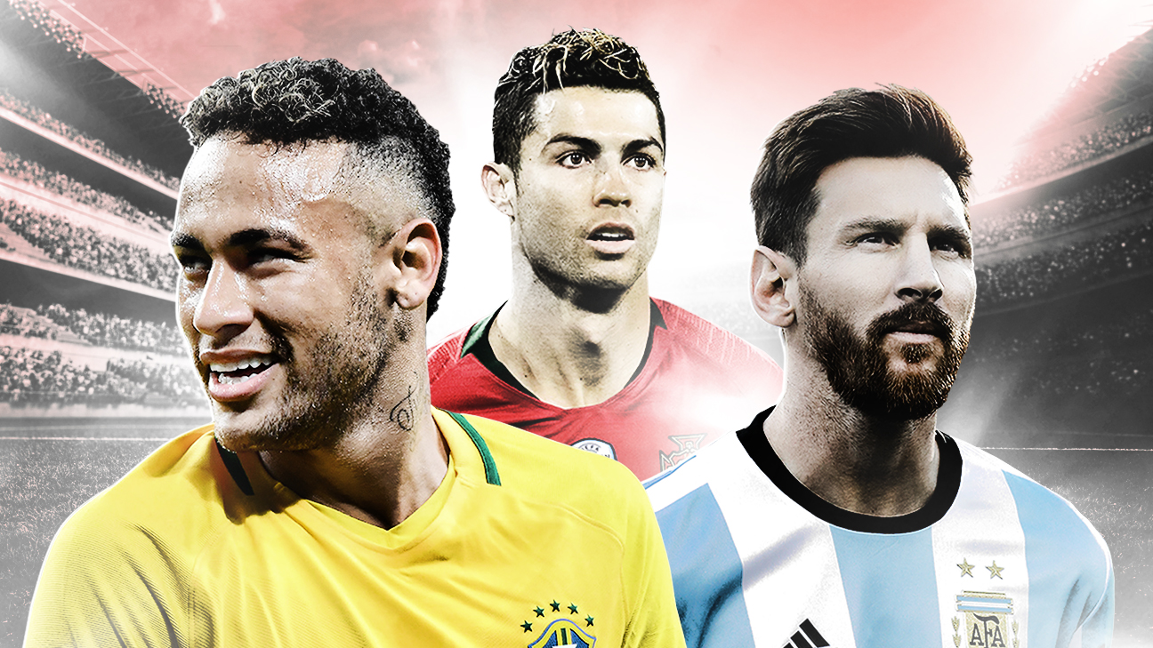 Ranking the top 50 players at the 2018 World Cup