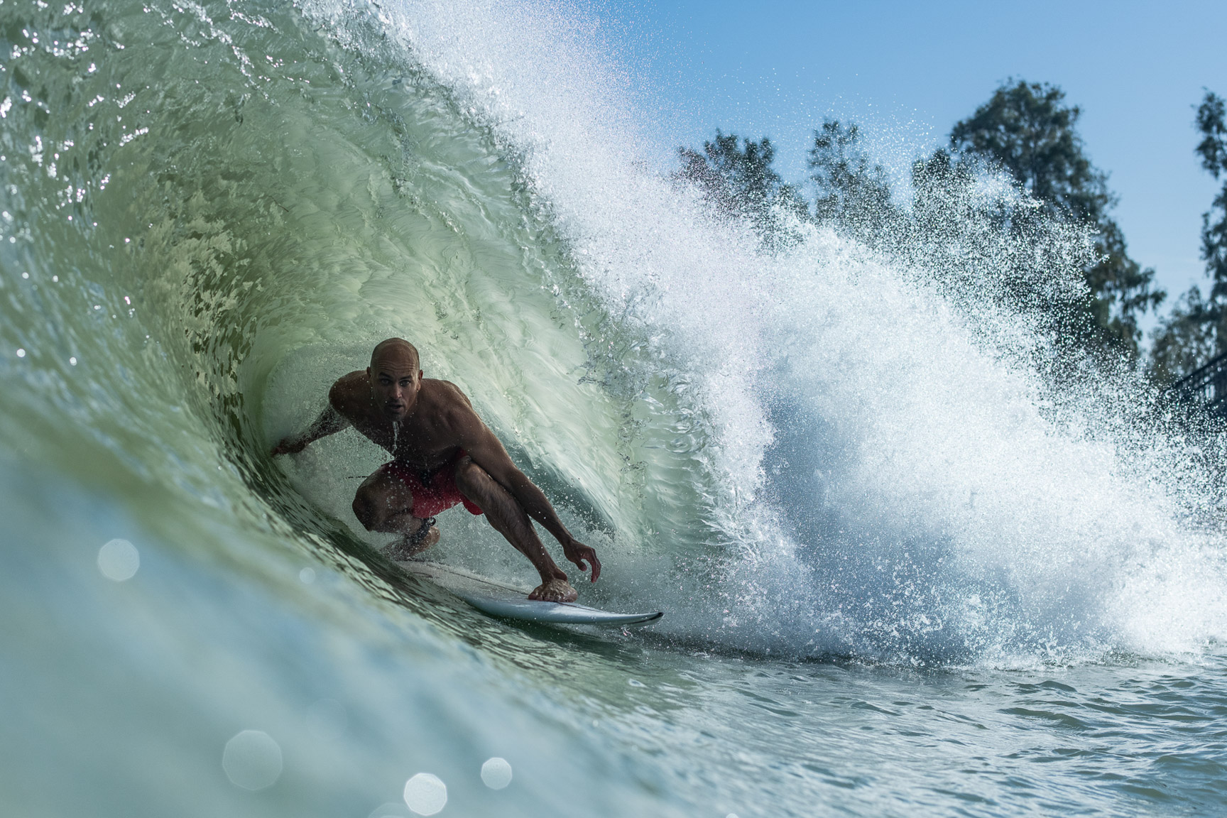 Kelly Slater, Lemoore, California