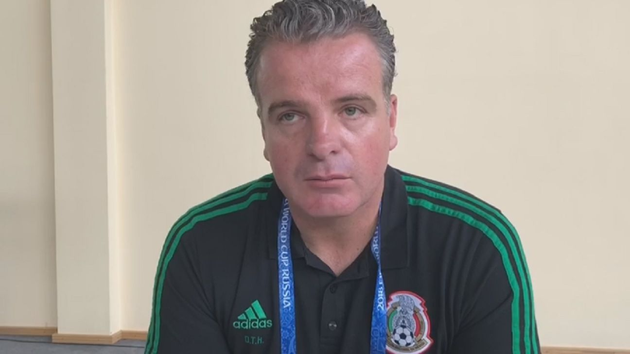 México, Dennis Te Kloese