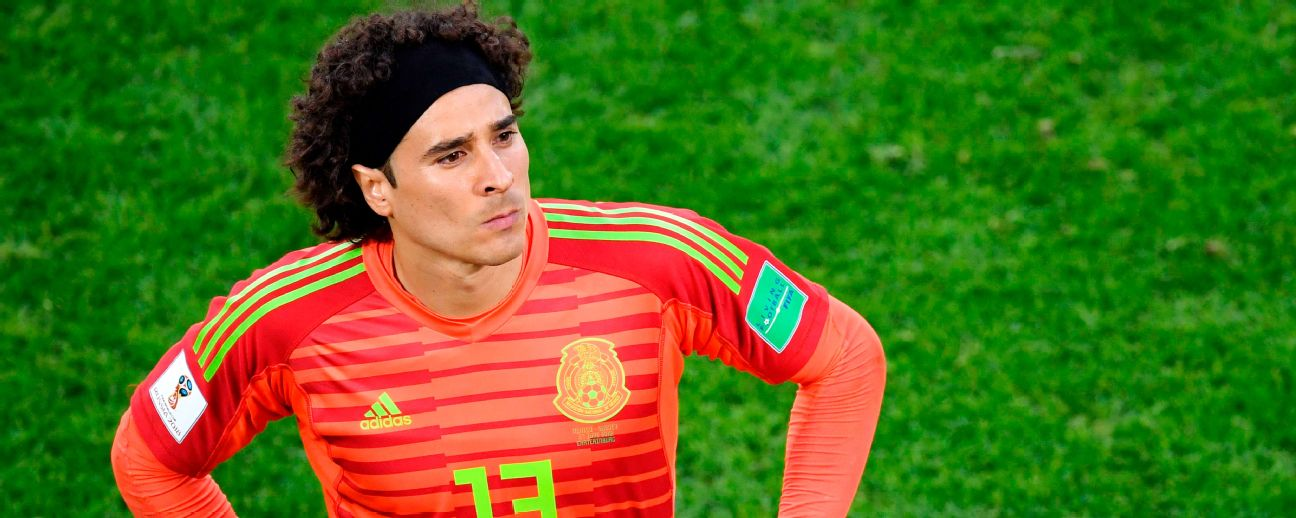 Mexico vs. Sweden (Guillermo Ochoa)